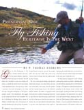Farm and Ranch Magazine - Feature Article