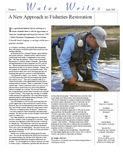 Water Writes - A New Approach To Fisheries Restoration