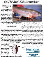 Sweetwater 2006 Newsletter - 1st Edition