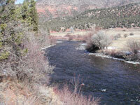 Fisheries Development and Management - Rio Blanco County, Colorado