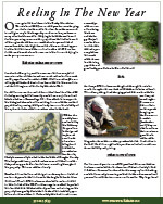 Sweetwater 2007 Newsletter - 1st Edition